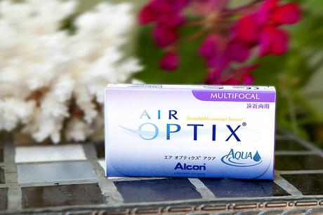 Air Optix Aqua Multifocal Ciba Vision Multifokālās kontaktlēcas