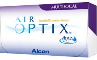 Air Optix Aqua Multifocal abonements Ciba Vision Kontaktlēcu Abonements