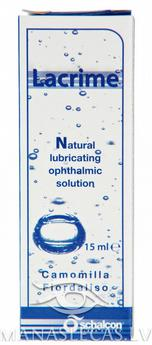 Schalcon Lacrim with chamomile Schalcon Eye drops
