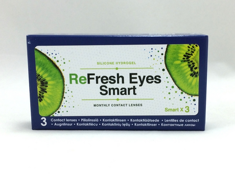 ReFresh Eyes Smart monthly Piiloset Monthly disposable