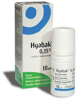 Hyabak Thea Eye drops