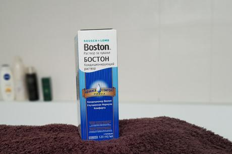 Boston Advance Comfort Bausch & Lomb Средства по уходу