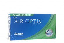 Air Optix for Astigmatism abonements Alcon Kontaktlēcu abonements