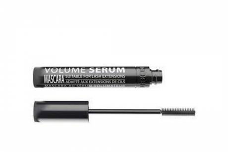 Volume Serum Mascara Black GOSH Skropstu tušas