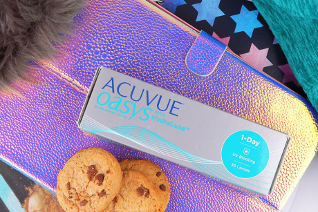ACUVUE OASYS 1-Day Johnson & Johnson Daily disposable