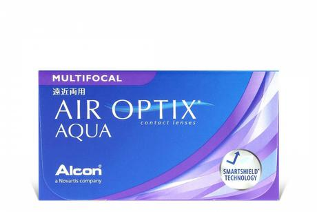 Air Optix Aqua Multifocal subscription Alcon Kontaktlēcu abonements