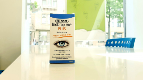 BioDrop MD Plus Piiloset Eye drops