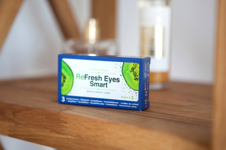 Космическое предложение - ReFresh Eyes Smart monthly Manaslecas.lv Special