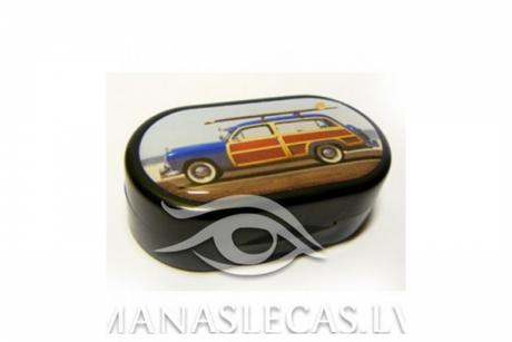 Contact lens case Car B&S Futlāri