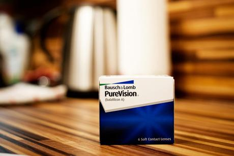 PureVision Bausch & Lomb Monthly disposable