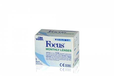 Focus Monthly (Visitint) Ciba Vision Monthly disposable