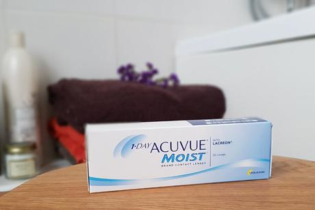 1-Day ACUVUE MOIST Johnson & Johnson Daily disposable