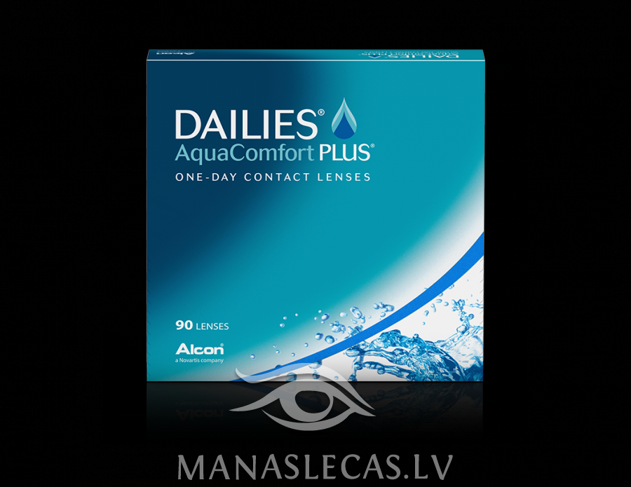 Focus Dailies Aquacomfort Plus Manaslecas Lv