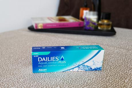 Focus Dailies Aquacomfort Plus Alcon Daily disposable