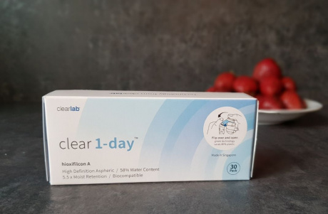 clear1-day Clearlab Daily disposable