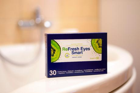 Refresh Eyes Smart 1Day Piiloset Vienas dienas kontaktlēcas