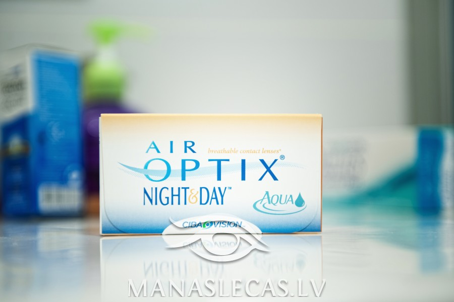 Air Optix Night And Day Manaslecas Lv