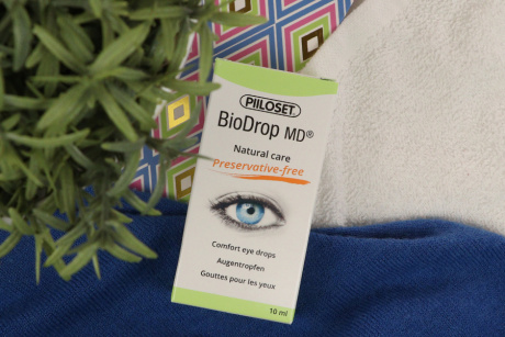 BioDrop MD Piiloset Eye drops