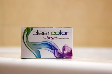 clearcolor vibrant Clearlab Цветные