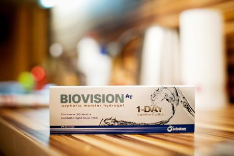 Biovision 1-Day Schalcon Daily disposable
