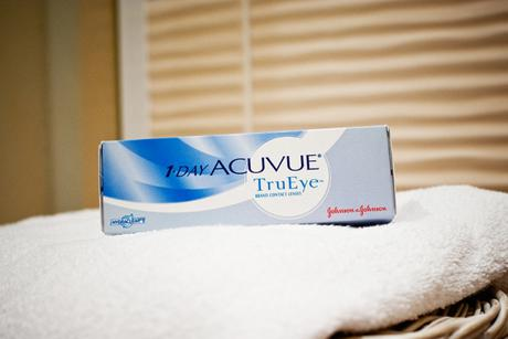 1-Day ACUVUE TruEye Johnson & Johnson Daily disposable