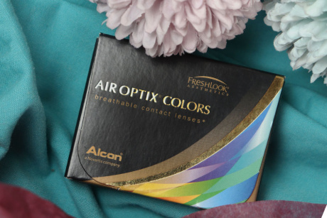 Air Optix Colors Alcon Coloured