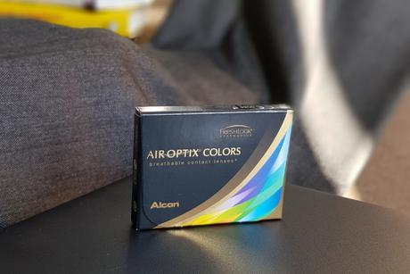 Air Optix Colors Alcon Krāsainās kontaktlēcas