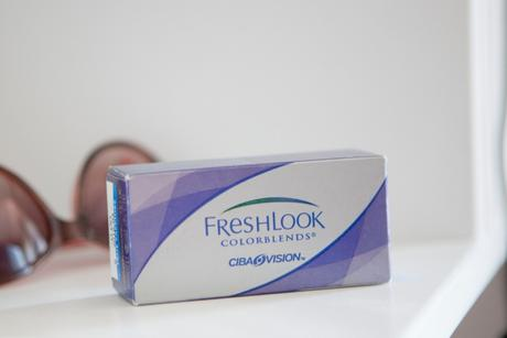 Freshlook Colorblends Alcon Coloured