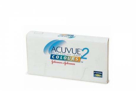 ACUVUE 2 Colours Enhancers Johnson & Johnson Coloured